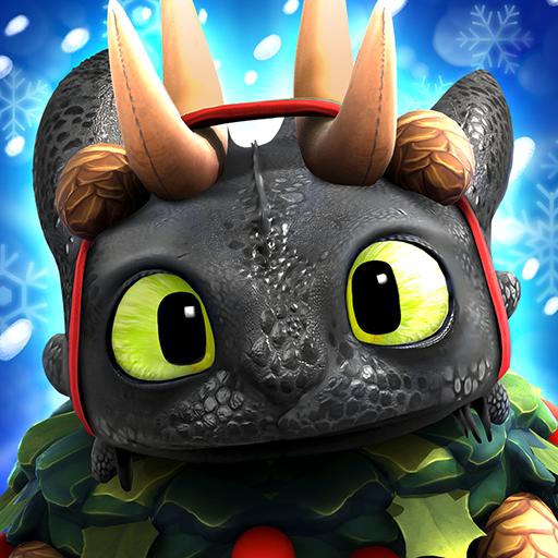 Dragons: Titan Uprising 1.21.3 Apk Mod (unlimited money) Download latest