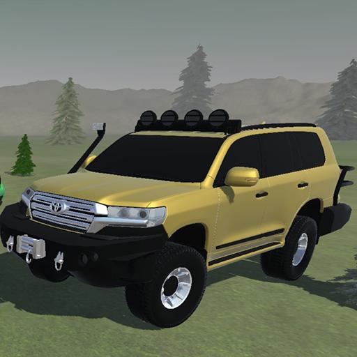 Driving Off Road Cruiser 4×4 Prado Car Simulator Apk Pro Mod latest