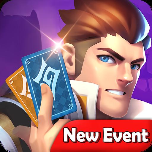 Duel Heroes: Magic TCG card battle strategy game Apk Pro Mod latest