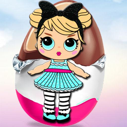 Egg games, joy surprise dolls & toys. Opening eggs  Apk Pro Mod latest 3.0