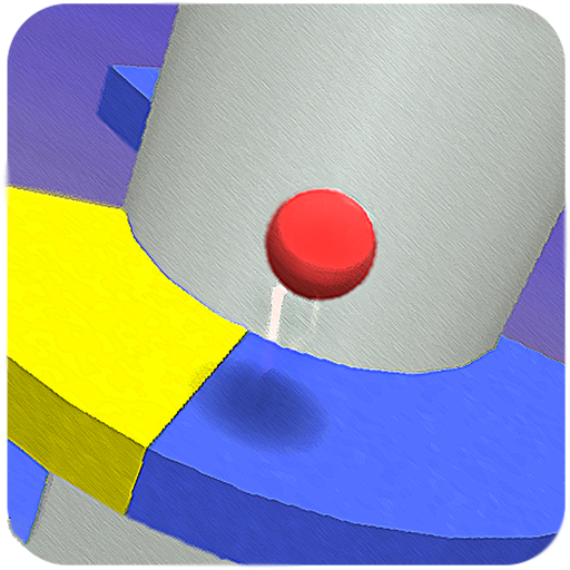 Endless Ball Fall – jump in the helix Apk Pro Mod latest 3.9