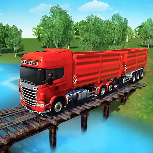 Euro Cargo Truck Simulation 3D Truck Driving Games Apk Mod latest 1.0