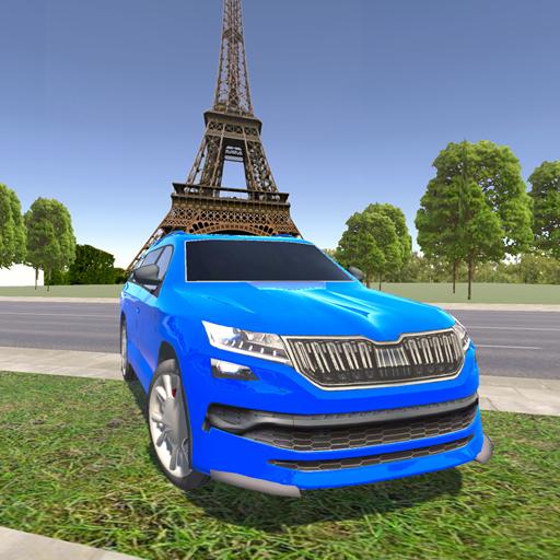 Europe Car Driving Simulator  Apk Mod latest 1.6