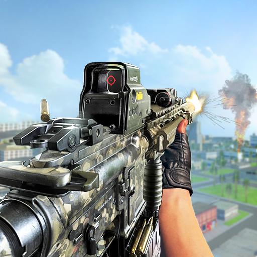 Shooting Gun 3D: Offline Games 3.0 Apk Mod (unlimited money) Download latest