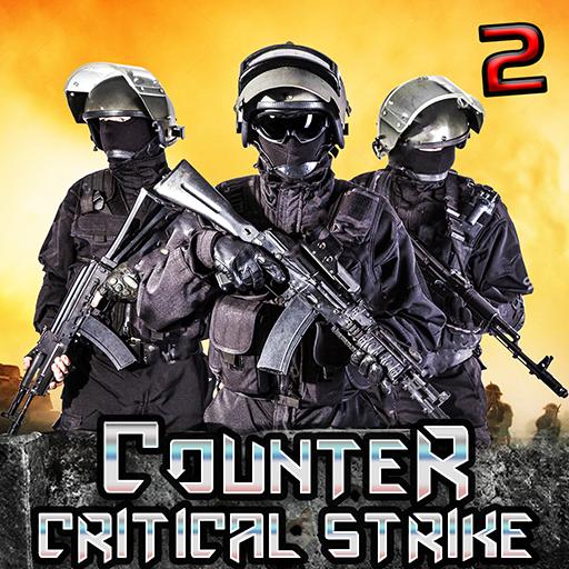 FPS Shooting Gun War – Counter Critical Strike CS Apk Mod latest