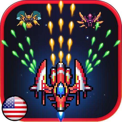 Galactic Attack – Classic Shooter : Falcon Squad 67.7 Apk Mod (unlimited money) Download latest