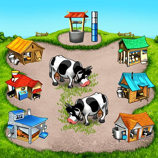 Farm Frenzy Free Time management games offline 🌻   Apk Pro Mod latest 1.3.8