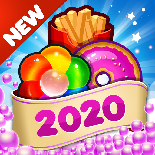 Fast Food 2020 New Match 3 Free Games Without Wifi  Apk Pro Mod latest