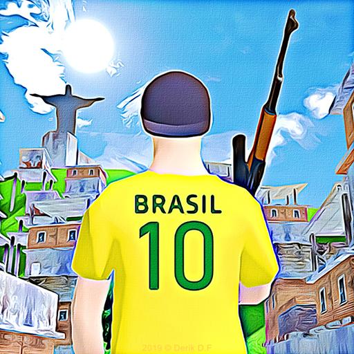 Favela Combat Open World Online Apk Pro Mod latest 1.6.9