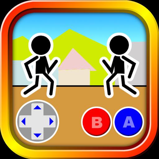 Fighting games Mokken: stick man battle  Apk Pro Mod latest 2.33