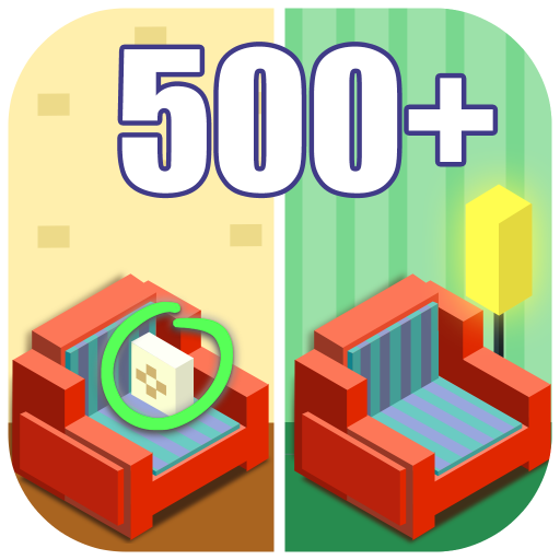 Find The Differences 500 – Sweet Home Design  Apk Pro Mod latest 1.2.3