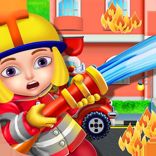 Firefighters Fire Rescue Kids – Fun Games for Kids Apk Pro Mod latest 1.0.13