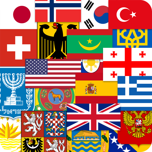 Flags of the World & Emblems of Countries: Quiz  Apk Pro Mod latest 2.16
