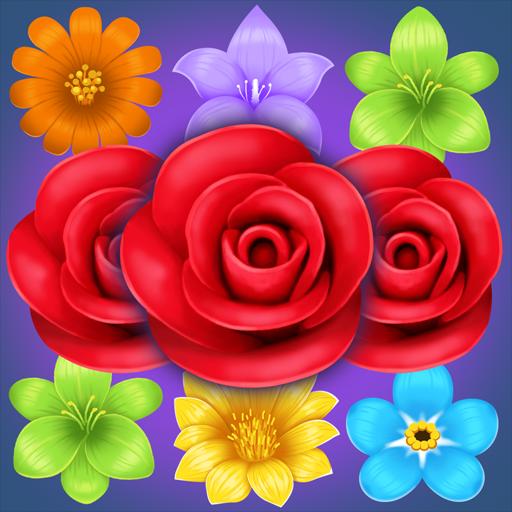 Flower Match Puzzle Apk Pro Mod latest 1.2.2