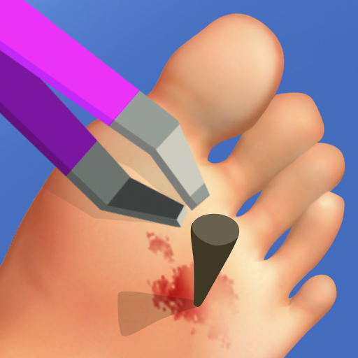 Foot Clinic ASMR Feet Care 1.5.5 Apk Mod (unlimited money) Download latest