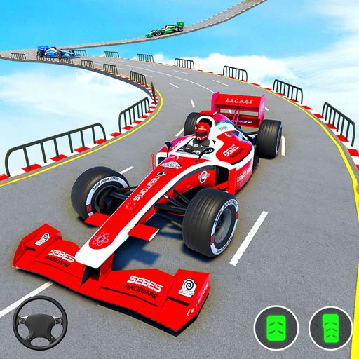 Formula Car Racing Stunts: Mega Ramp Car Racing Apk Mod latest 1.1.5