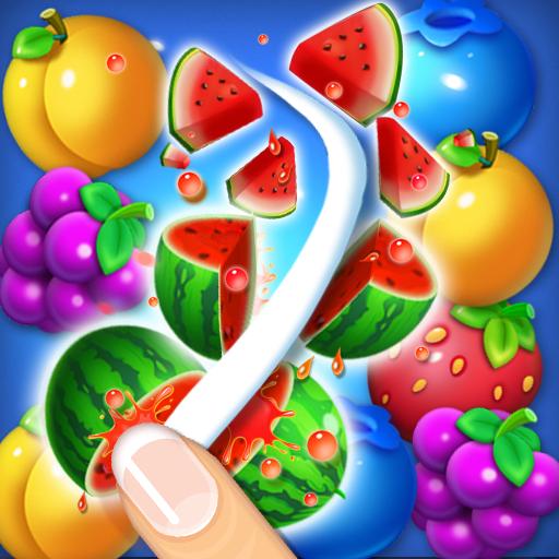 Fruits Crush Link Puzzle Game   Apk Pro Mod latest 1.0040