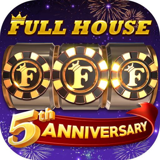 Full House Casino Free Vegas Slots Machine Games  2.1.14 Apk Mod (unlimited money) Download latest