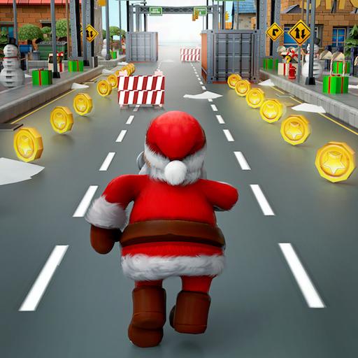 Fun Santa Run – Christmas Runner Adventure Apk Mod latest 2.6