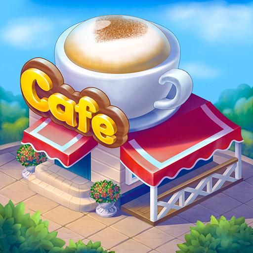Grand Cafe Story-New Puzzle Match-3 Game 2020   Apk Pro Mod latest 2.0.18