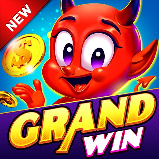 Grand Win Casino – Hot Vegas Jackpot Slot Machine Apk Mod latest 1.3.6