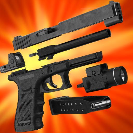 Gun Builder 3D Simulator   Apk Pro Mod latest 1.7.1