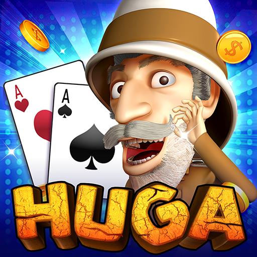 HUGA野蠻世界娛樂城-老虎機拉霸、賽馬、777水果盤、輪盤、百家樂、骰寶遊戲 5.17.0 Apk Mod (unlimited money) Download latest