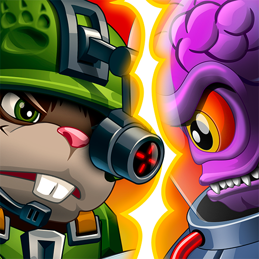 Hamsters PVP Fight for Freedom  1.40 Apk Mod (unlimited money) Download latest