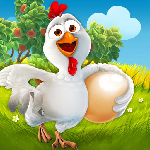 Harvest Land: Farm & City Building   Apk Pro Mod latest 1.10.8