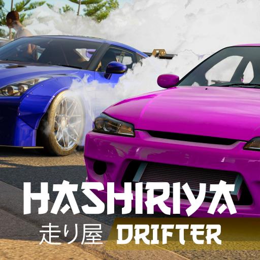Hashiriya Drifter Online Drift Racing Multiplayer 1.8.51 Apk Mod (unlimited money) Download latest