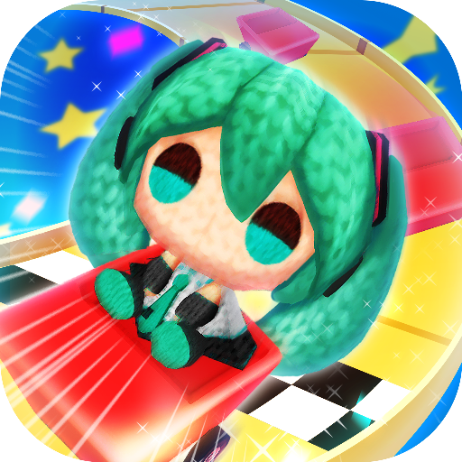 Hatsune Miku Amiguru Train Apk Pro Mod latest 1.0.1