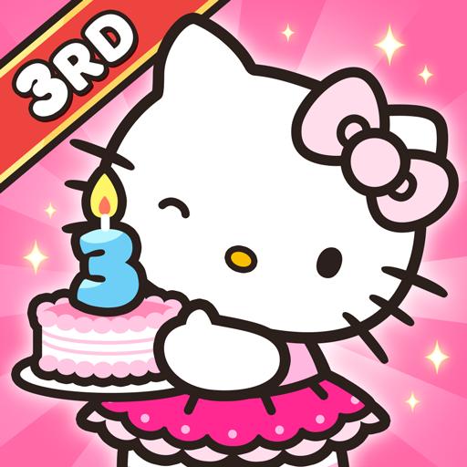 Hello Kitty Friends Apk Pro Mod latest 1.9.10