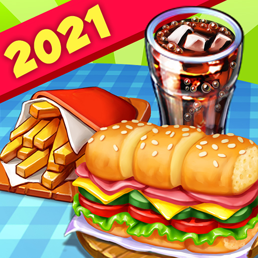 Hell's Cooking: crazy burger, kitchen fever tycoon  Apk Pro Mod latest 1.39