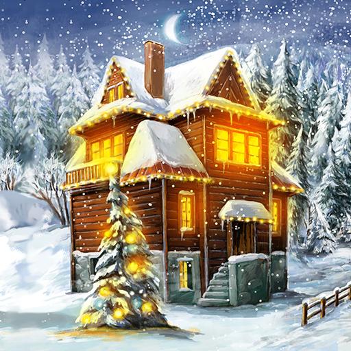 Hidden Object – Winter Wonderland   Apk Pro Mod latest 1.2.01b