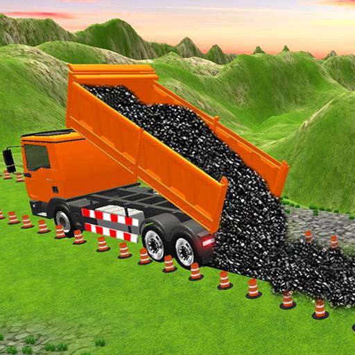 Road Builder: City Construction Games Simulator 3d 2.0 Apk Mod (unlimited money) Download latest