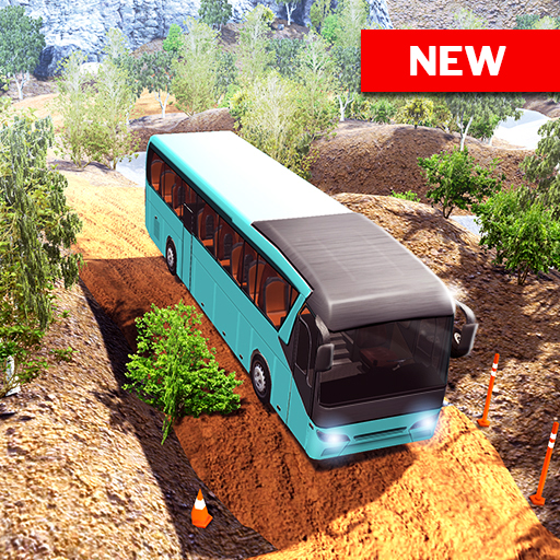 Hill Station Bus Driving Game Apk Mod latest