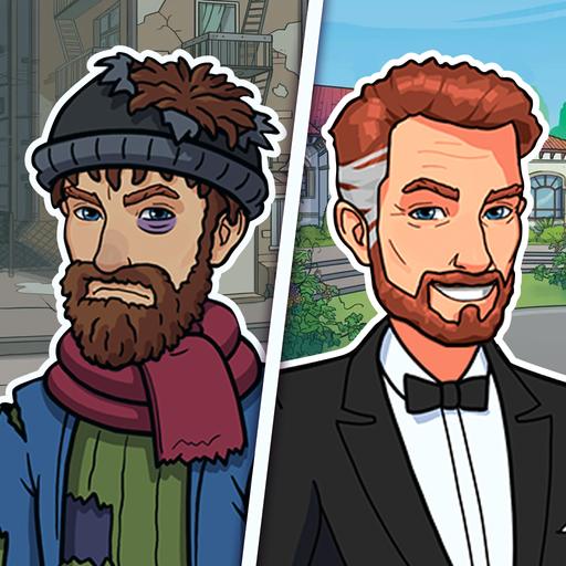 Hobo Life: Business Simulator & Money Clicker Game Apk Pro Mod latest 1.11