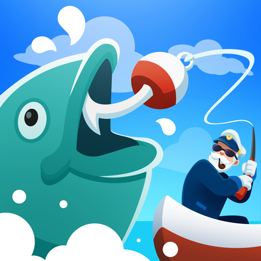 Hooked Inc: Fisher Tycoon  Apk Mod latest 2.15.3