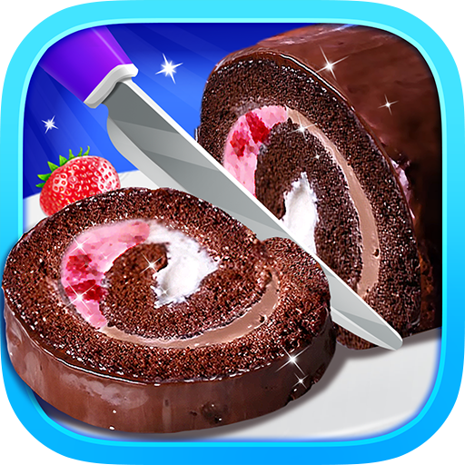 Ice Cream Cake Roll Maker – Super Sweet Desserts  Apk Mod latest