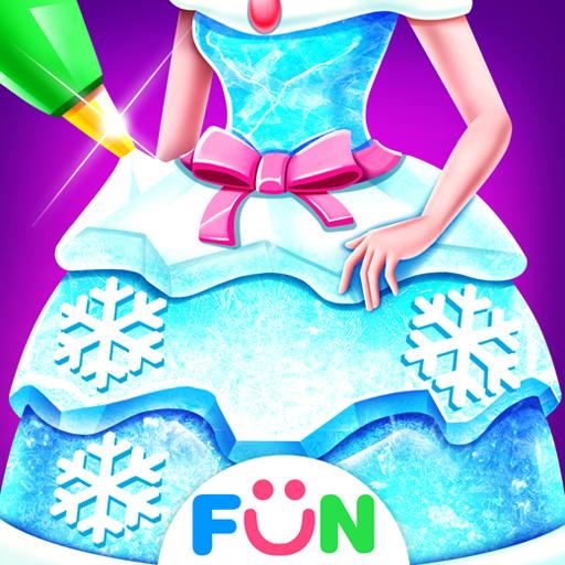 Ice Princess Comfy Cake -Baking Salon for Girls   Apk Pro Mod latest 1.7