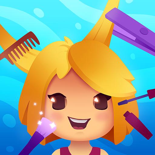 Idle Beauty Salon Hair and nails parlor simulator   Apk Pro Mod latest 1.2.0002