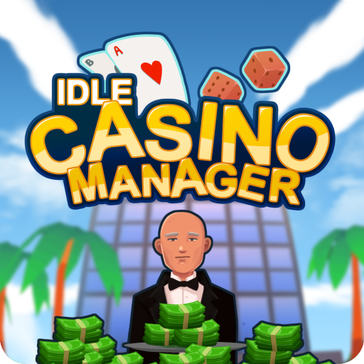 Idle Casino Manager – Business Tycoon Simulator  Apk Mod latest 2.1.8
