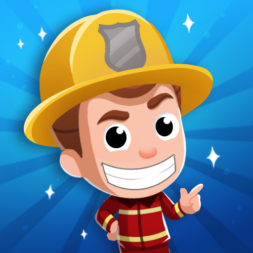 Idle Firefighter Tycoon – Fire Emergency Manager  Apk Mod latest