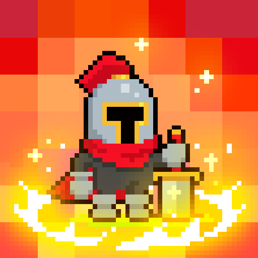 Retro Hero Mr Kim : Idle RPG  6.1.36 Apk Mod (unlimited money) Download latest