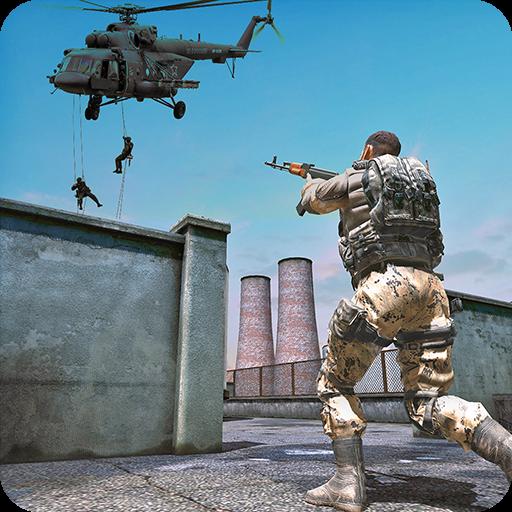 Impossible Assault Mission 3D- Real Commando Games Apk Mod latest