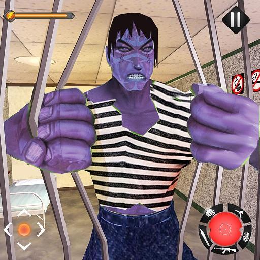 Incredible Monster: Superhero Prison Escape Games 3.1 Apk Mod (unlimited money) Download latest