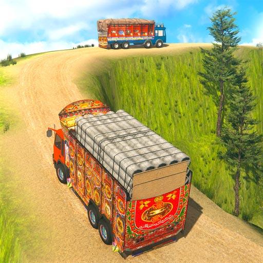 Indian Cargo Truck Driver Simulator Game -Forklift Apk Pro Mod latest 1.20