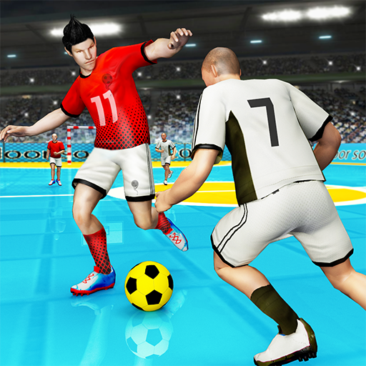 Indoor Soccer Games: Play Football Superstar Match  104 Apk Mod (unlimited money) Download latest