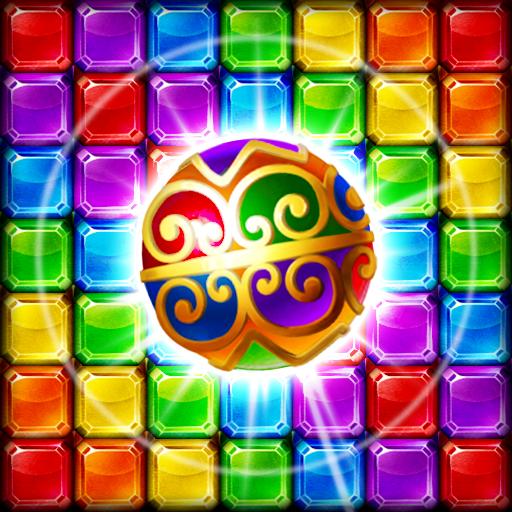 Jewel Blast Temple  Jewel Blast Temple Apk Mod (unlimited money) Download latest
