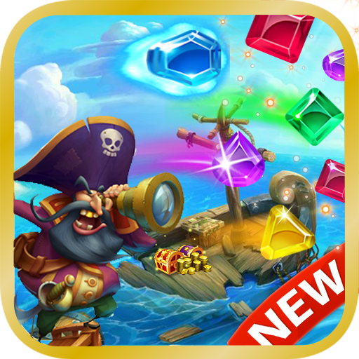 Jewel Pirates – Match 3 Apk Mod latest 1.6.01